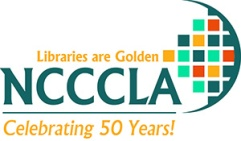 Libraries are Golden: NCCCLA Celebrating 50 Years