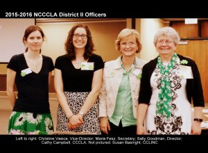 2015 District 2 Officers