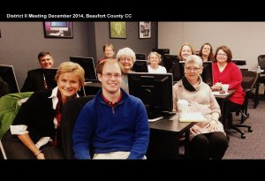 December District 2 Meeting
