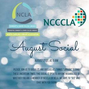 NCLA & NCCCLA August Social