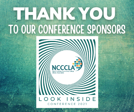 Thank you to our conference sponsors.