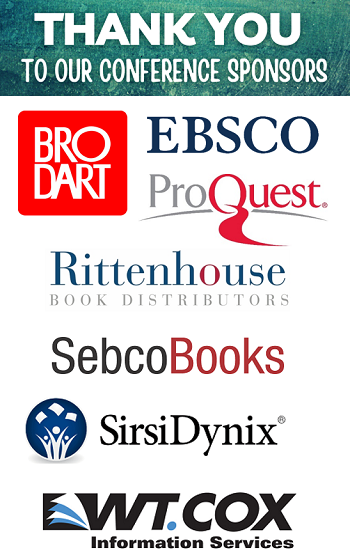 Thank you to our conference sponsors!
